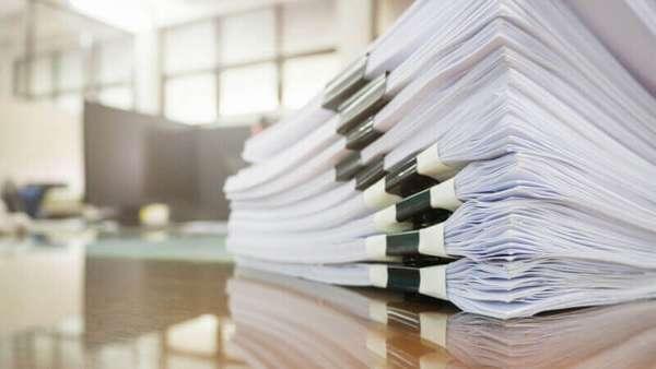 Список документов для подачи заявки