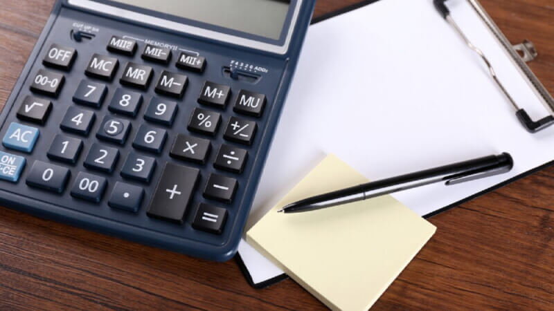 Онлайн кредитный калькулятор