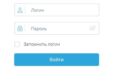 Вход в личный кабинет Банка Долинск