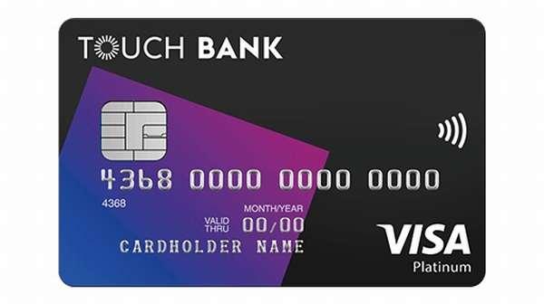Условия использования карты Тач Банка