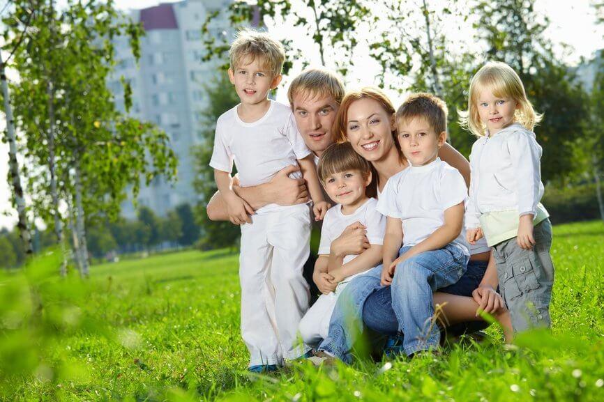 Дотации по программе Доступное жилье для многодетных семей