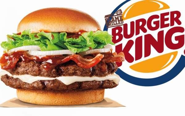 В Бургер Кинг ресторане бонусы Спасибо от Сбербанка потратить очень легко!